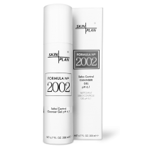 2002 - Sebo Control Cleanser Gel pH 6.1